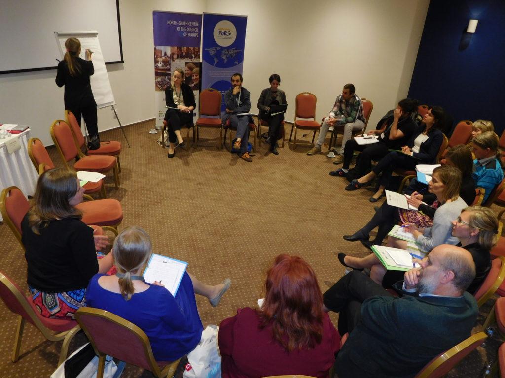 Visegrad Regional seminar on Global Development Education_debriefing
